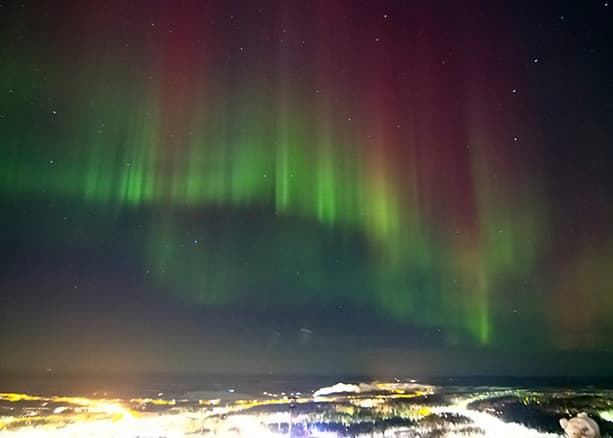 北欧・冬のオーロラ特集|北欧旅行フィンツアー