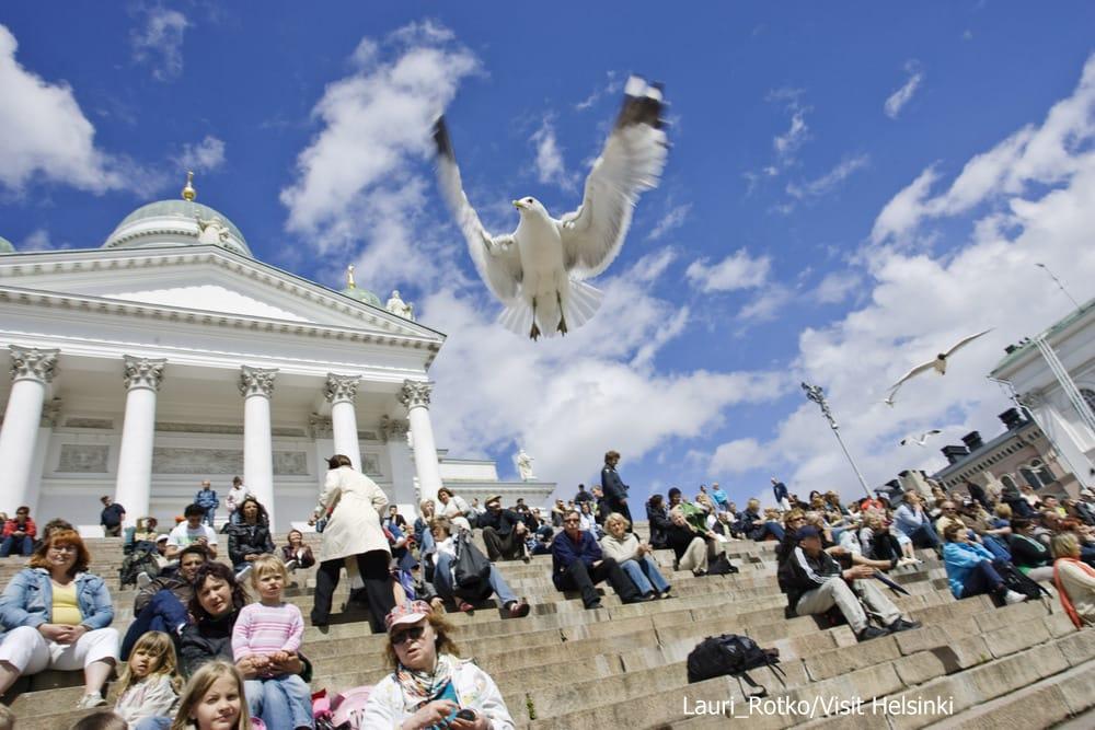 Kuvia Helsinki-viikosta Helsingin kaupungille. Kuvaaja on luovuttanut kuviin kaikki käyttöoikeudet. Nimi kuitenkin mainittava kuvan käytön yhteydessä mikäli se on mahdollista.