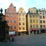 中世の雰囲気漂う旧市街B