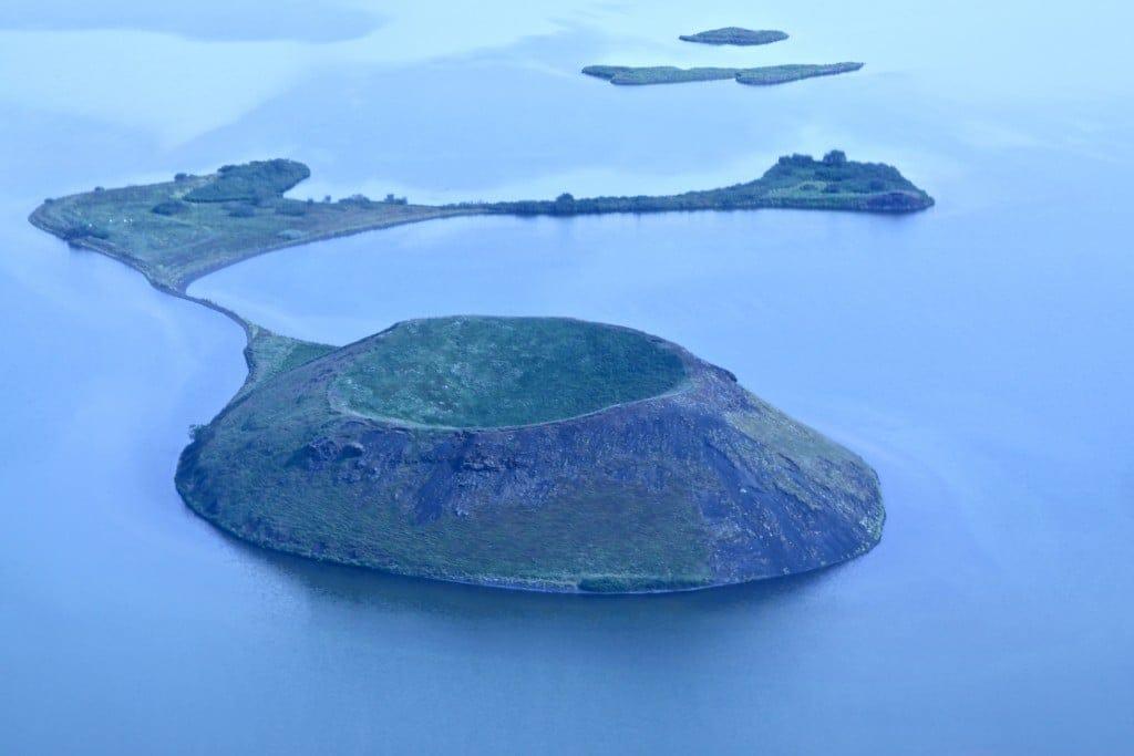 P11ミーヴァトン湖