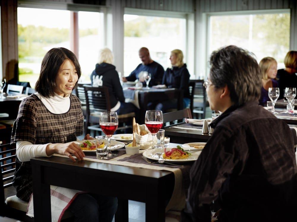 リパンのレストラン2Japaner