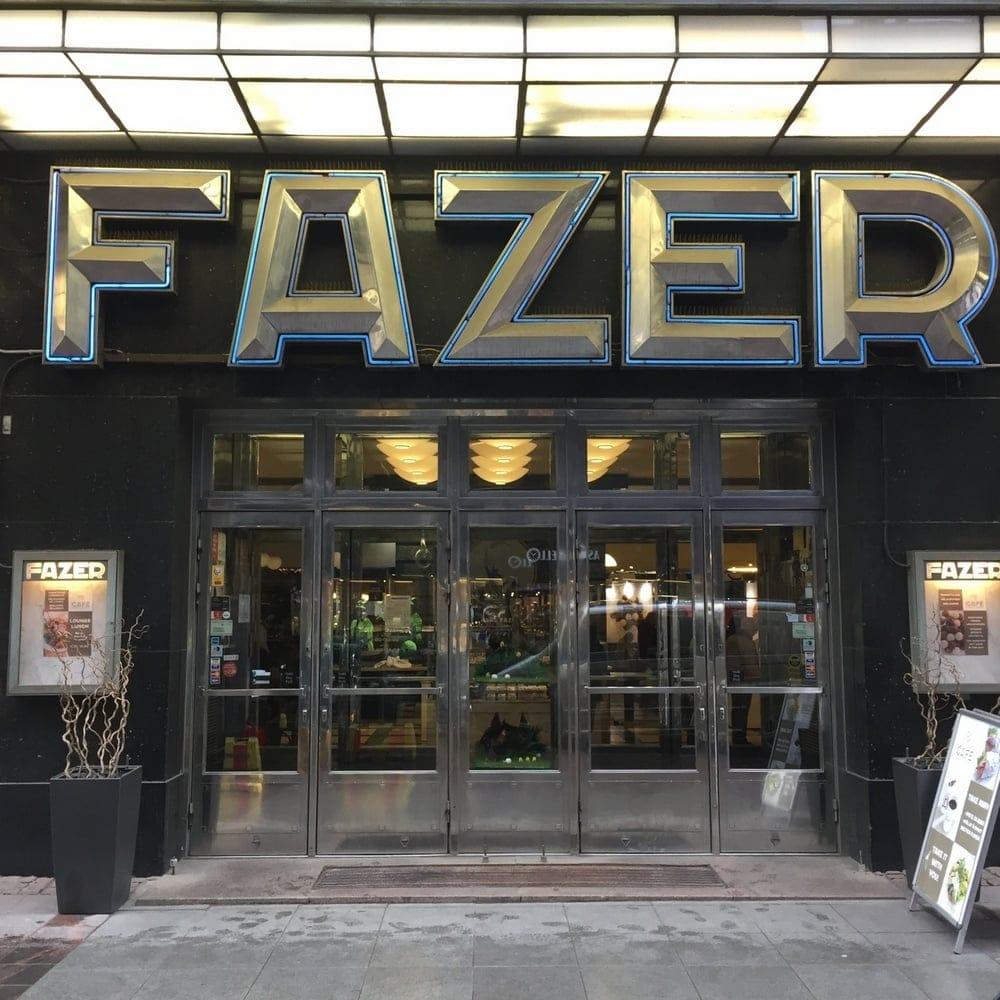 ファッツェルカフェ
