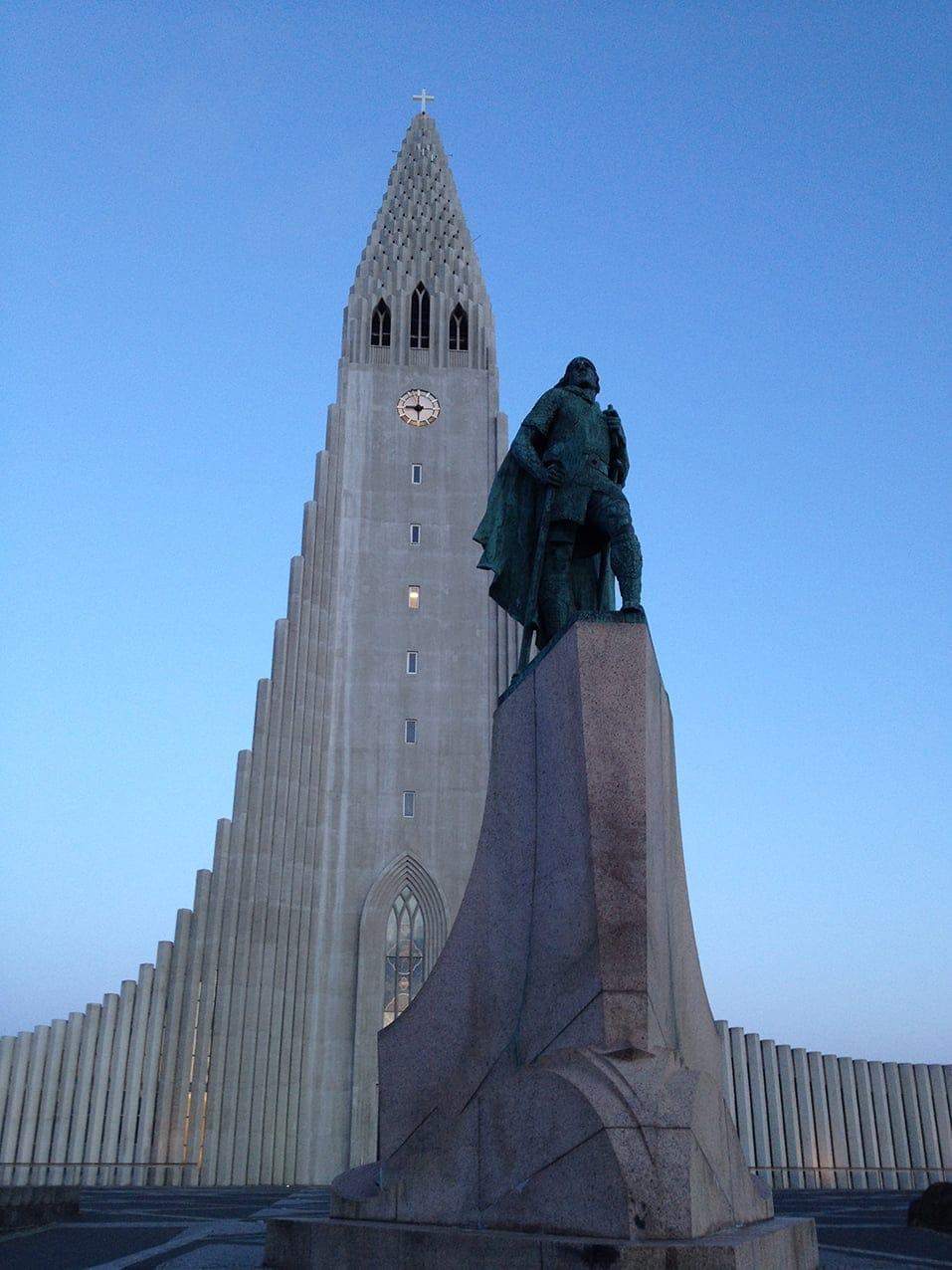 ハトルグリームスキルキャ教会