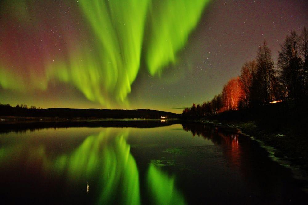 Aurora Borealis 10-2014, 1.