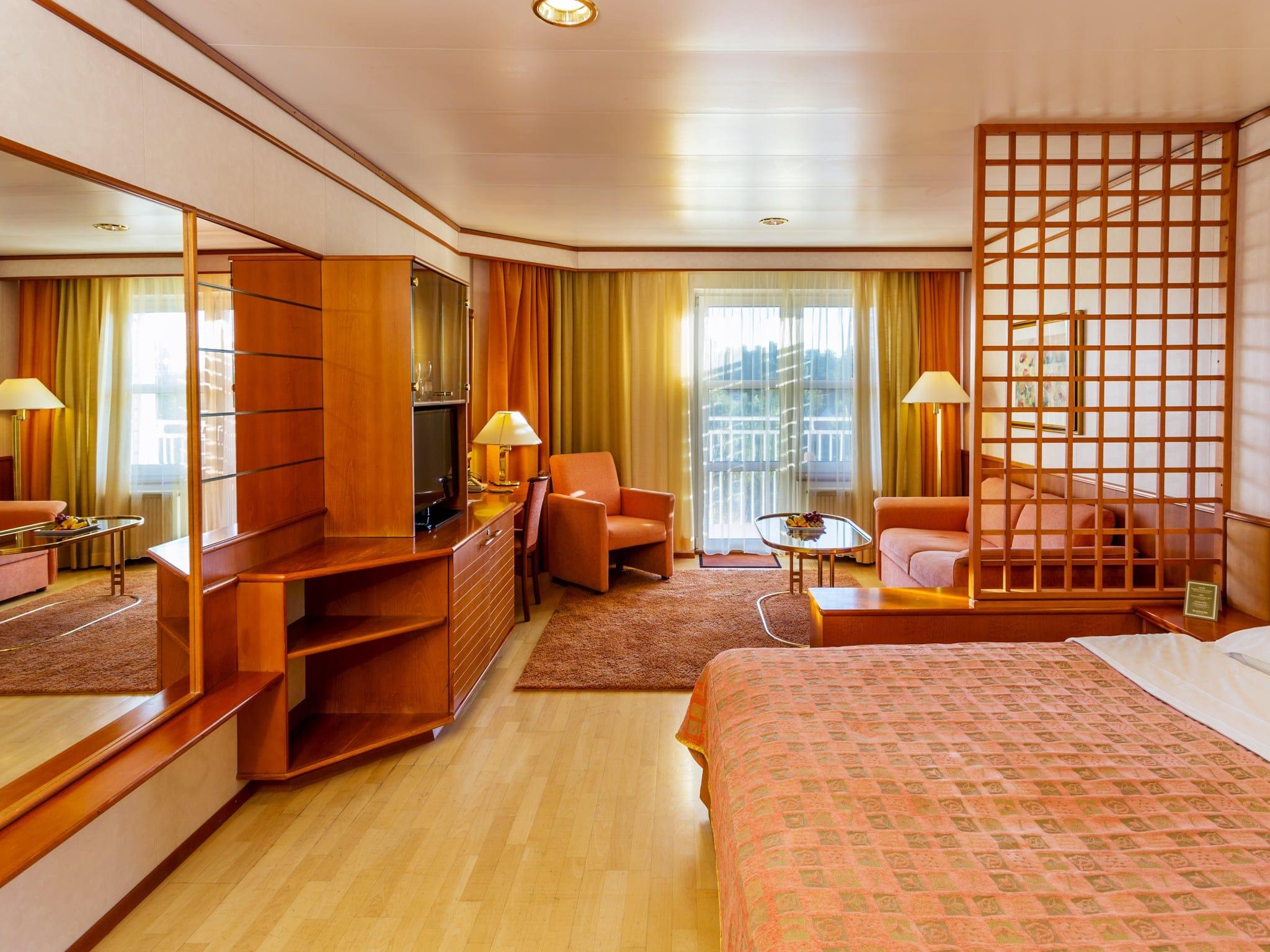 ナーンタリスパホテル客室イメージ