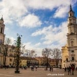 カウナスKaunas_old_town