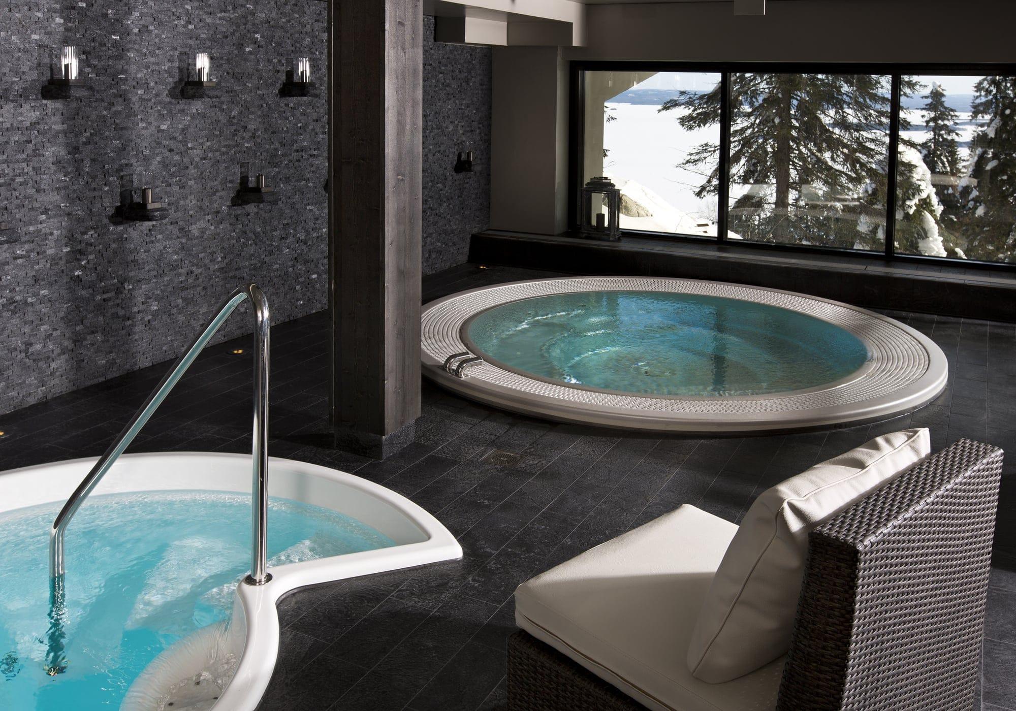Koli Relax Spa_altaat
