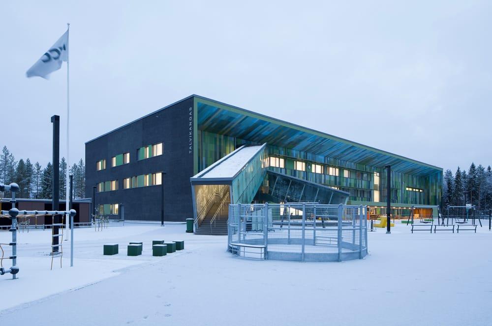 Talvikankaan koulu