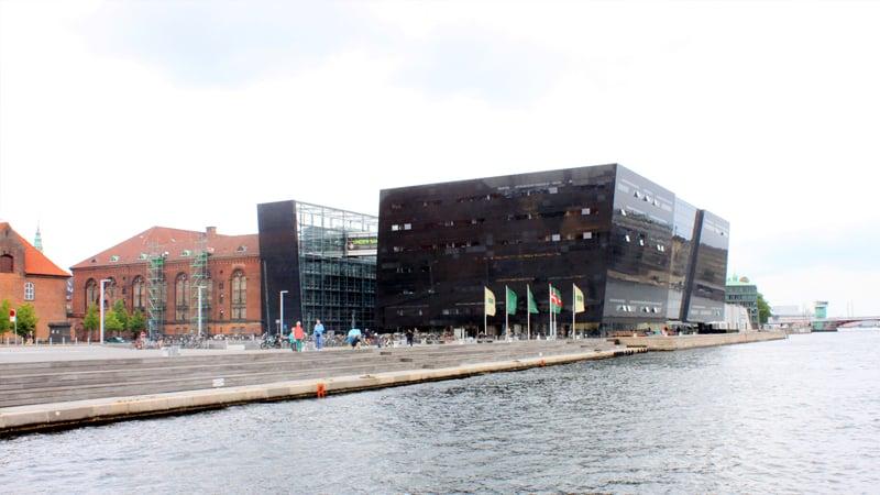 コペンハーゲンの風景