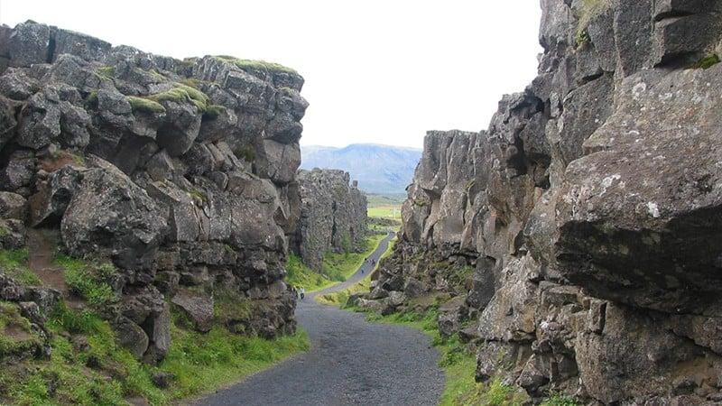 アイスランド風景