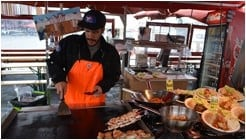魚市場(Fisketorget)