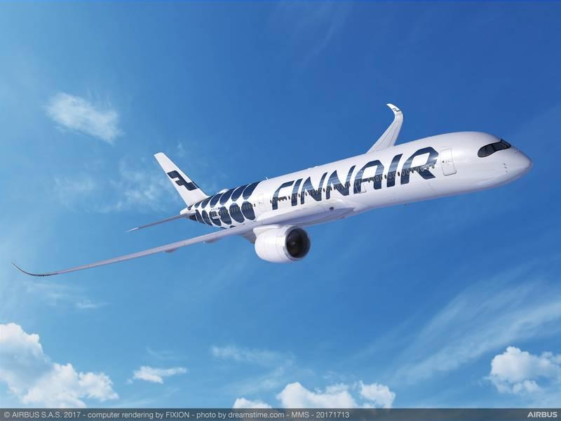 Finnair A350 Marimekko Livery Kivet 2 (1)