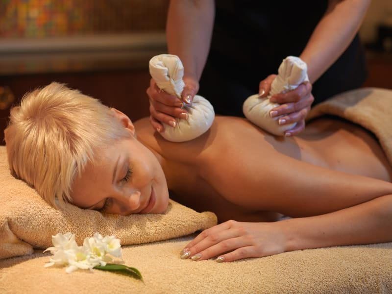 Naantali Spa Hotel Herbal Bundle massage