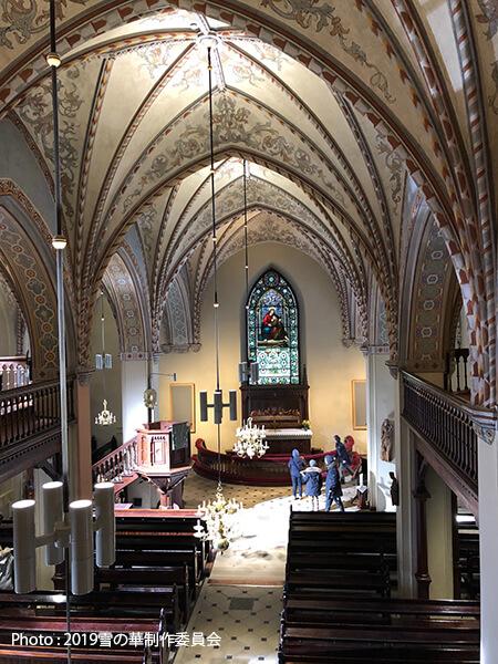 聖ラウリ―教会SF