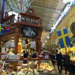 スウェーデンの食も興味あり