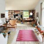 Finn Juhl's own house Orduropgaad