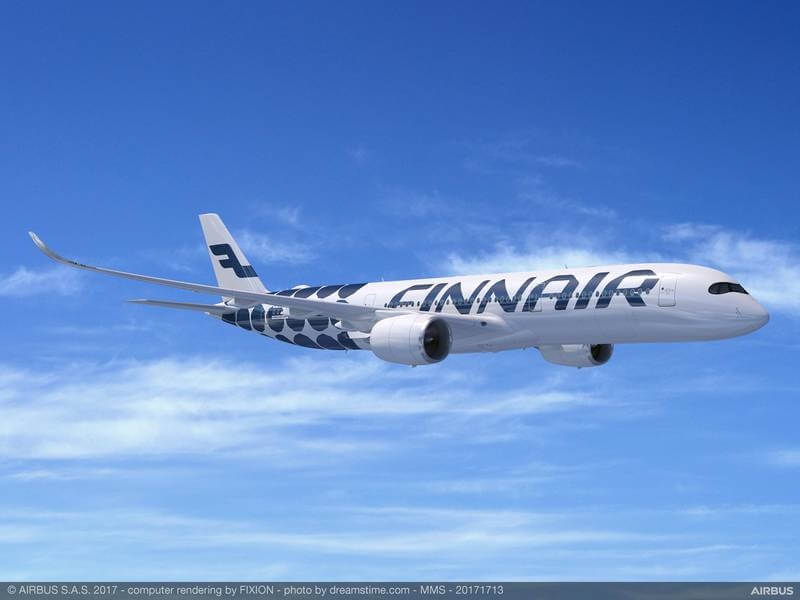 Finnair A350 Marimekko Livery Kivet 1