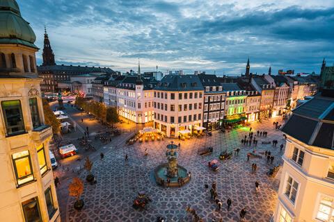 Overview - Copenhagen